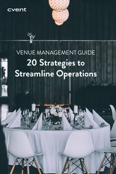 To become a dream venue for planners requires responsiveness, faultless service, and up-to-date facilities. Keeping every touchpoint polished isn't an easy task when you're managing multiple venues and events, but it's essential. So how do you spot problems early, get creative with your offerings, and make steady improvements over time?