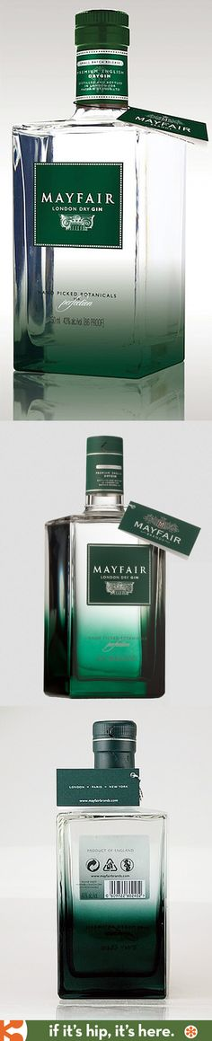 Mayfair London Dry Gin PD