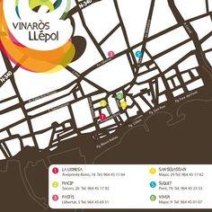 Una dulce ruta por #Vinaròs