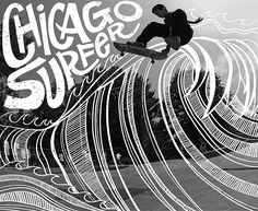 Concrete Surf - Chicago (by Jay Roeder)