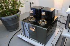 AIR TIGHT    最も早い段階での製品発売が予定されるモノラルパワーアンプ「ATM-3211」