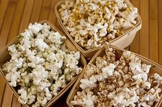 Popcorn Toppings - Silk Road Diary