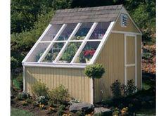 Phoenix Wood Greenhouse Kit