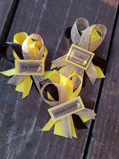 Sunflower baby shower by bonbow on Etsy