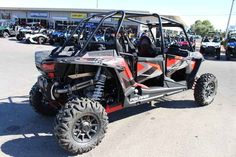 New 2017 Polaris RZR XP 4 1000 EPS Titanium Metallic ATVs For Sale in Nevada. 2017 Polaris RZR XP 4 1000 EPS Titanium Metallic, 2017 Polaris® RZR XP® 4 1000 EPS Titanium Metalli <p>Signature RZR XP® 4 1000 performance, with added capability to dominate the mud.</p><p> Features may include: </p> POWER FEATURES <ul><li>110 HP PROSTAR® 1000 H.O. ENGINE</li></ul><p>Designed specifically for extreme performance, the Polaris ProStar® 1000 H.O. engine features 110 horses of High Output power…