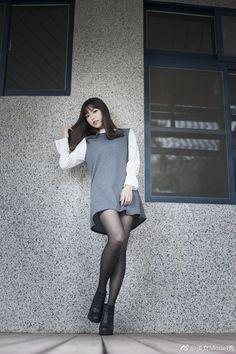 Best 10 6362 | 制服貼圖 | Uniform Map 制服地圖 – SkillOfKing.Com - MyKingList.com Cute Asian Girls, Beautiful Asian Girls, Cute Girls, Japanese Beauty, Japanese Girl, Asian Beauty, Standing Poses, Girl Standing, Black Fishnet Tights