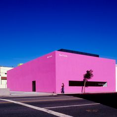 Paul Smith, Melrose Avenue, Los Angeles