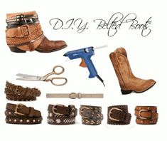 Diy boots! So doing!!!