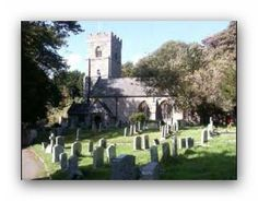St. Gluvias near Penryn, Cornwall. The resting place of many a Mallett!