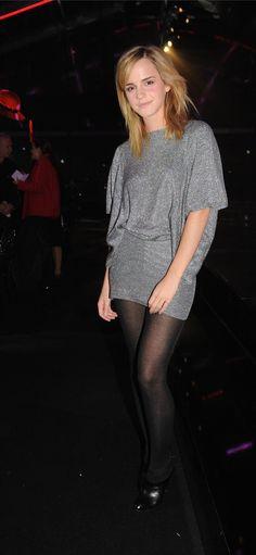 Emma Watson in black tights Emma Love, Emma Watson Beautiful, Emma Watson Sexiest, Pantyhose Outfits, Black Pantyhose, Black Tights, Emma Watson Pics, Emma Watson Style, Celebrities In Stockings