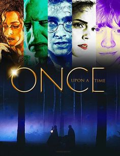 Harry Potter / OUAT crossover