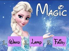I got Elsa! This Word Association Test Will Determine Your Disney Personality Type