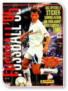 Fussball Osterreichische Bundesliga 1994-1995 Austria, Comic Books, Album, Comics, Cover, Football Soccer, Drawing Cartoons, Comic Book, Blankets