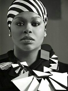 Jill Scott, American singer-songwriter, actress & poet. She has a reputation for being a classic, thought-provoking artist, gained by her critically acclaimed, 2x platinum debut album, Who Is Jill Scott? Words and Sounds Vol. 1. Her hits include A Long Walk,  Gettin' in the Way, Cross My Mind, The Way, He Loves Me, Crown Royal, & Golden. As an actress, she has starred in films/TV shows Tyler Perry's Why Did I Get Married? series, Get On Up, Steel Magnolias (remake), & The No. 1 Ladies'…