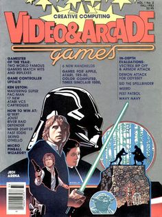 Video & Arcade Games - Fall 1983