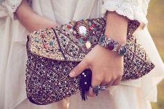 Pochette bling bling !