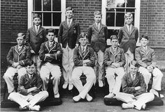 Prince Philip back row, far right