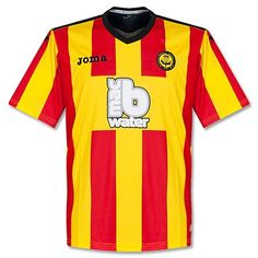 Camiseta del Partick Thistle FC 2013-2014 Local- Equipo local de Glasgow…