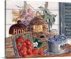 bee happy fresh fruit