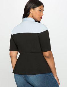 Plus Size Tops: Tunics, Shirts, Tees & More | ELOQUII
