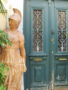 Athens Greece By Alexis Acciani - I took a picture just like this one as well!