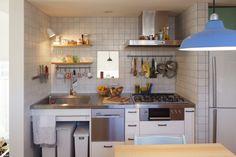 みどりのいえの部屋 キッチン