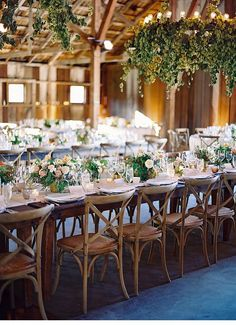 Barn Wedding, photo by Jose Villa