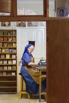 Crafty Nun . Israel