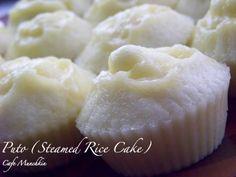 Cafe Munchkin » Puto (Steamed Rice Cake) Philippino Dessert