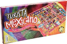 Not sure about this one...Amazon.com: Turista Mexicano Game: Toys & Games