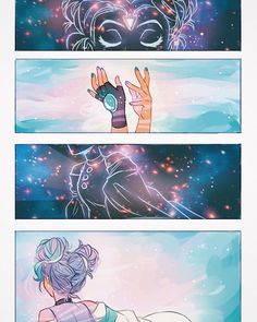 Iris' transformation sequence for 💙🔮✨ swipe to see the full character transformation😌☁️ Pretty Art, Cute Art, Bd Art, Aesthetic Art, Cartoon Art, Cute Drawings, Art Sketches, Art Reference, Amazing Art