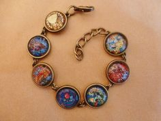 Beautiful vintage style Beauty and the Beast by KyraBothwell, £13.00
