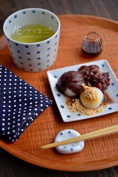 白玉だんご - Japanese sweets DANGO.