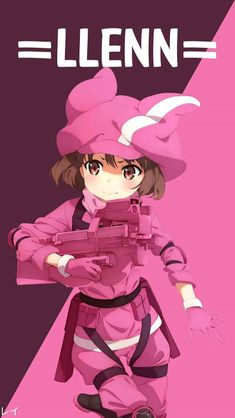 LLENN | Sword Art Online Alternative Gun Gale Online (Spin-Off)
