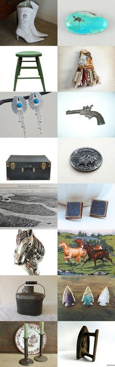 Go west by Lynn McPherson on Etsy--Pinned with TreasuryPin.com