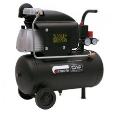SIP Airmate Nimbus 2.0 HP direct drive oil lubricated air compressor