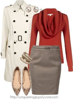 """""""Burberry Trench Coat"""" by uniqueimage ❤ liked on Polyvore"""