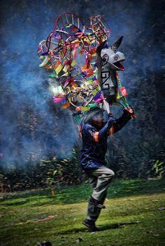 Baile del torito... #Guatemala www.coeduc.org