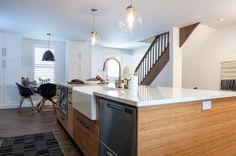 Tango is a boutique firm specializing in the design, supply & installation of custom kitchen, bath cabinetry and cabinets for other areas of your home. Property Brothers, Custom Kitchens, Kitchen Cabinetry, A Boutique, Studio, Design, Home Decor, Kitchens, Siblings