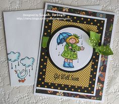 DTGD - Rainy Days by rainy - Cards and Paper Crafts at Splitcoaststampers