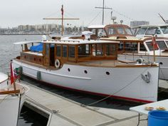 1929 45' Lake Union Motoryacht | Classic Yacht Association