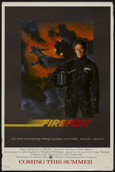 Firefox (1982) Full Movie Streaming HD