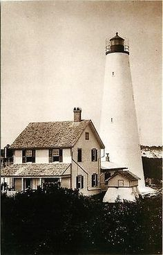 Georgetown South Carolina SC Georgetown Lighthouse Collectible Vintage Postcard