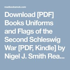 Download ebooks statistics for business economics pdf mobi by download pdf books uniforms and flags of the second schleswig war pdf fandeluxe