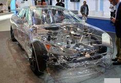 Glass car. Smashing! www.breakeryard.com