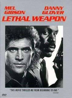 Lethal Weapon Action Movie Starring Mel Gibson & Danny Glover Directed by Richard Donner Movie Posters / Movies PopcornCinemaShow - For more from the movies, head over. Film Movie, Film D'action, See Movie, 80s Movies, Action Movies, Great Movies, Movies Free, Film Font, Movie Sequels