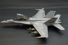 F-18 D Hornet Scale 1:32 By Academy Model Kits