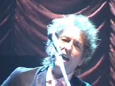 Bob Dylan  Standing In The Doorway Newcastle