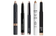 Best Eyeshadow Sticks That Double As Eyeliners Eyeshadow Pencil, Best Eyeshadow, Eyeshadow Palette, Creamy Eyeshadow, Simple Eyeshadow, Nyx, Double Eyeliner, Latest Makeup