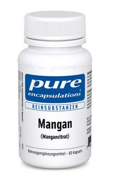 PURE Mangan, 60 Kapseln